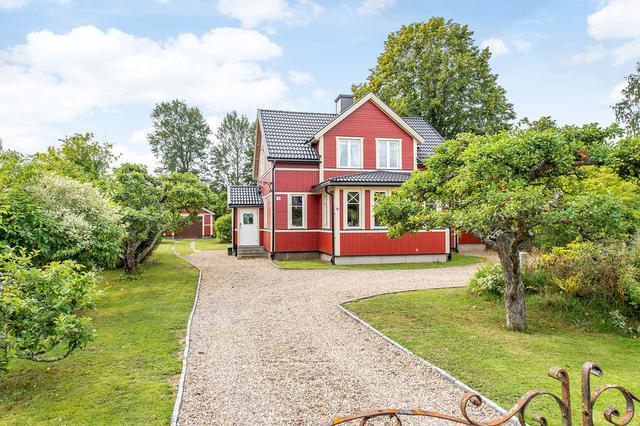 kommande villor till salu linköping